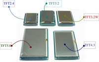 3.2 TFT LCD Screen Module
