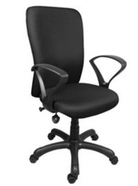 Decorative Medium Back Office Chair