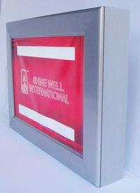 Aluminum Flex Backlit View Box