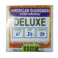 Cubic Zirconia American Diamond