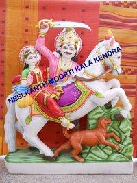 Lord Khandoba Statue