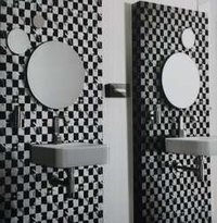 Bathroom Modern Tiles