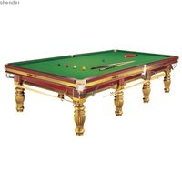 Designer Billiards Snooker Table