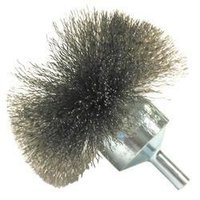 Flared End Brush