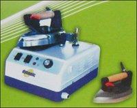 Portable Steam Boiler With Steam Press
