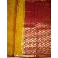 Pure Silk Crepe Saree