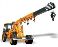 Hydra Crane For Hire Rental Service