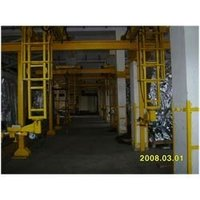 Automatic Stacking Crane