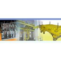 Rail Mounted Gantry Cranes