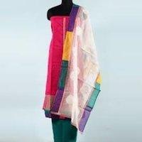 Chanderi Suit Fabric