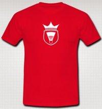 Red Round Neck T-Shirt