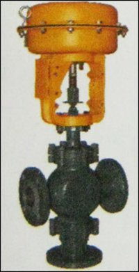 3/2 And 2/2 Way Pneumatic Diaphragm Operated Control Valve