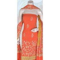 Stylish Pure Silk Suit