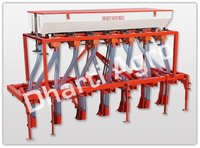 Tractor Operated Automatic Seed Cum Fertilizer Drill (7 Teeth – 14 Pipe 63 Inch)