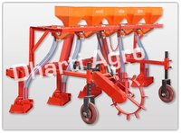 Tractor Operated Automatic Maize And Cotton Planter