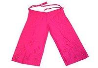 Rayon Wrap Pants