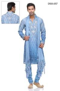 Men'S Trendy Shervani
