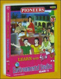 Learn With Fun Evs Class - I Cd Rom