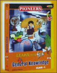 Learn With Fun G.K. Class - I Cd Rom