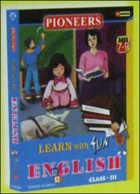 Learn With Fun English Class - Iii Cd Rom