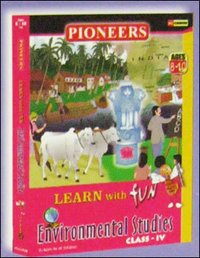 Learn With Fun Evs Class - Iv Cd Rom