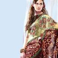 Dye Printed Sarees