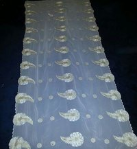 African Embroidered Dupatta / Veils