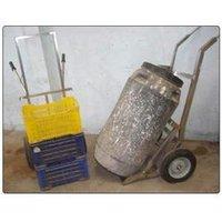 Barrel Drum Crate Trolley
