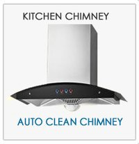 Auto Clean Kitchen Chimney