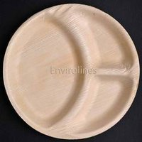Round Partition Plate