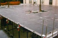 Aluminum Panels With Drop Head
