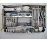 Kitchen Plate Stand