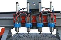 Four Heads Wood Working Machine