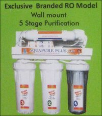 Wall Mounted 5 Stage Water Purifier