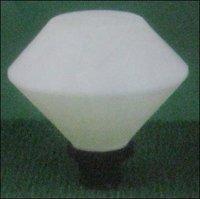 Diamond Lining Gate Lamp