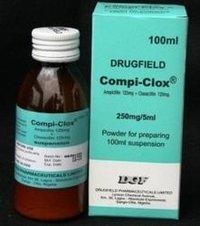Ampicillin And Cloxacillin For Oral Suspension 90 Mg
