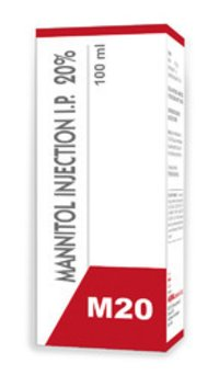 Manitol Injection