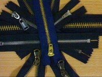 Metal Zippers