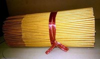 8 Inch Gold Raw Agarbatti