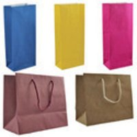 Grocery Paper Shopping Bag