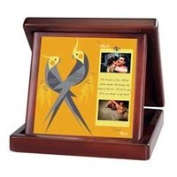 Decorative Ceramic Photo Frame
