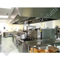 Stainless Steel Modular Kitchen