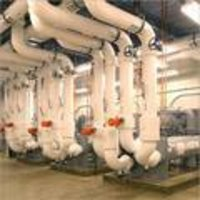 Commercial Hvac Plant Installation