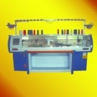 Fully Computerized Flat Bed Knitting Machine