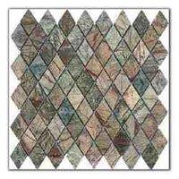 Diamond Green Forest Tiles