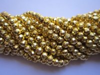Pyrite Beads Gemstone