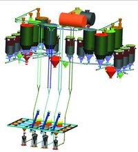 Dense Phase Pneumatic Conveyors
