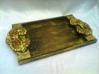 Decorative Diwali Platter