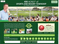 Shri Infratech Cricket County Plot