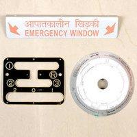 Forming Aluminum Name Plates